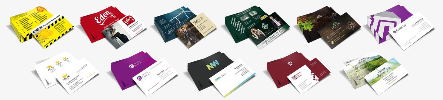 wizytowki-myslenice- Drukujemy wizytówki, drukujemy ulotki, drukujemy katalogi