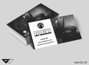 IdeaTree_wizytówki_DJ_wizualizacja_2