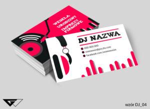 IdeaTree_wizytówki_DJ_wizualizacja_4