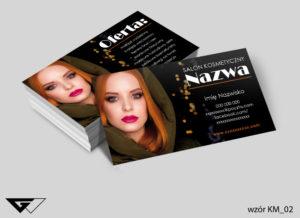 IdeaTree_wizytówki_Kosmetyczka_wizualizacja_2